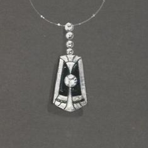L´Éntre, Dessin Bijoux Art Deco