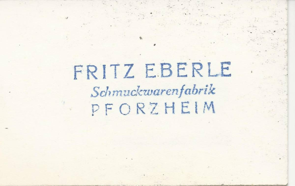 Eberle, F. 5-2019 141 Name